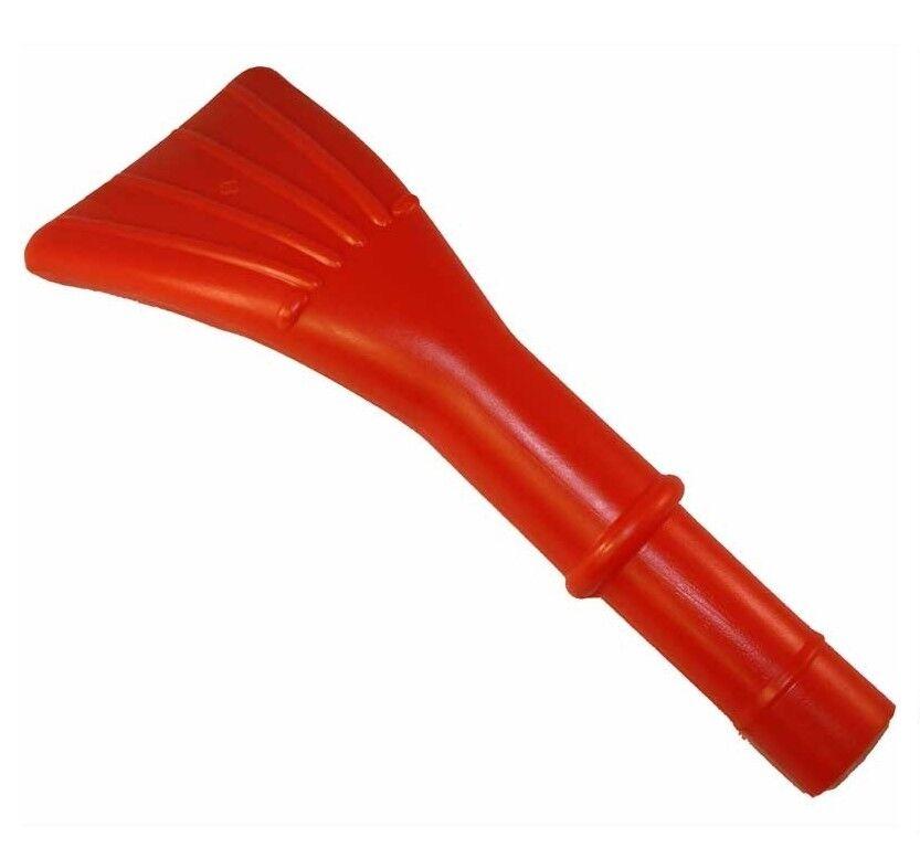 """Shop Vacuum Nozzle CLAW HOOK 2/"""" Black VAC accessories parts"""