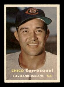1957 Topps Set Break # 67 Chico Carrasquel NM-MINT *OBGcards*