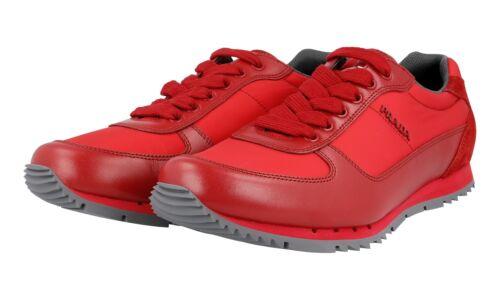 Shoes 8 Luxury 43 Nouveau 5 5 Scarlatto Prada 4e2968 42 eBrCdxoW