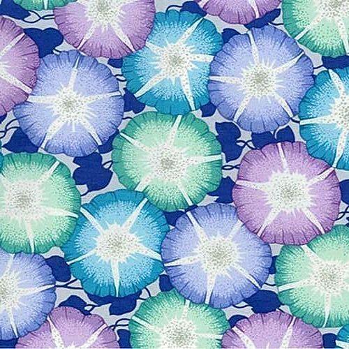 1/2 Yard Kaffe Fassett Glory COOL Quilting Cotton Patchwork Fabrics