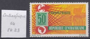 Centrafricaine-1964-PA-28-Europafrique
