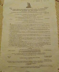 1798-MILANO-REPUBBLICA-CISALPINA-SU-DISERTORI-CITTADINI-E-DISERTORI-FORESTIERI