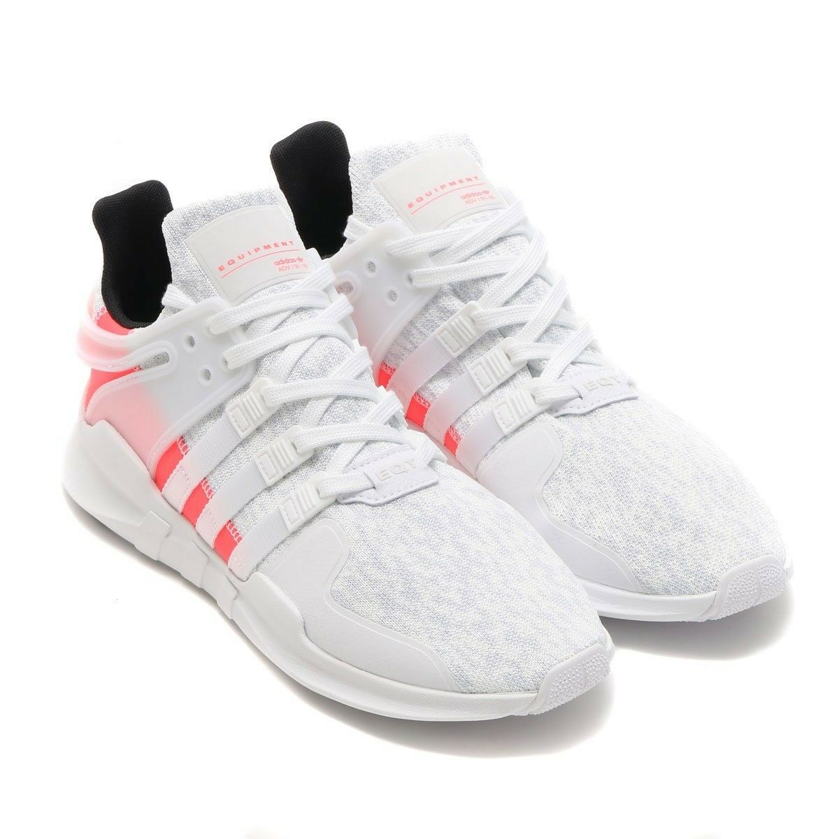 DeadStock Adidas EQT Equipment Support Support Support ADV - size 9 - White  Pink - BB2791 ... 9465ddbc8f5