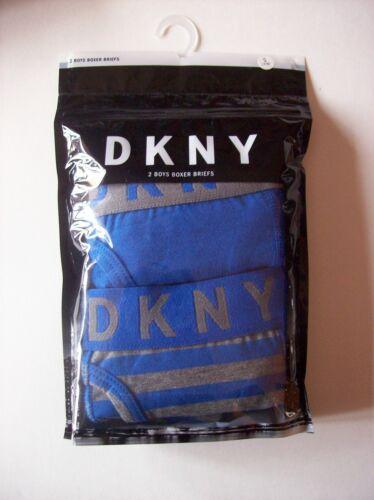 DKNY Underwear Underpants 2 Boys Boxer Briefs S M L XL Assorted NIP