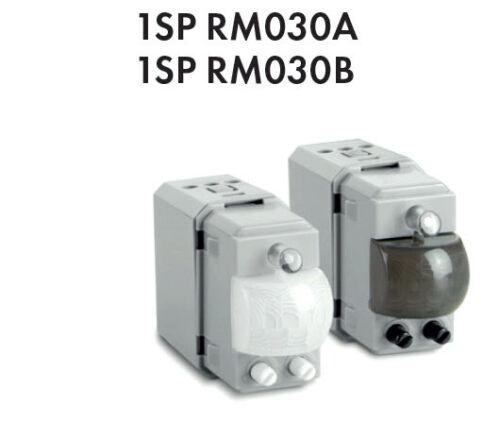 1sp rm030a Perry Motion Detector Bticino livinglight Air ANTRAC TRX
