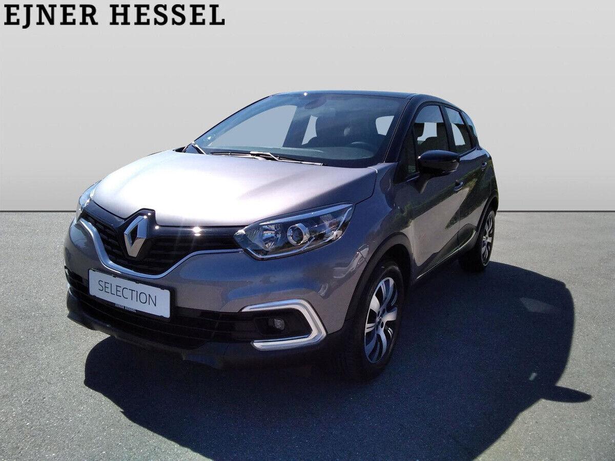 Renault Captur 0,9 TCe 90 Zen 5d - 162.900 kr.