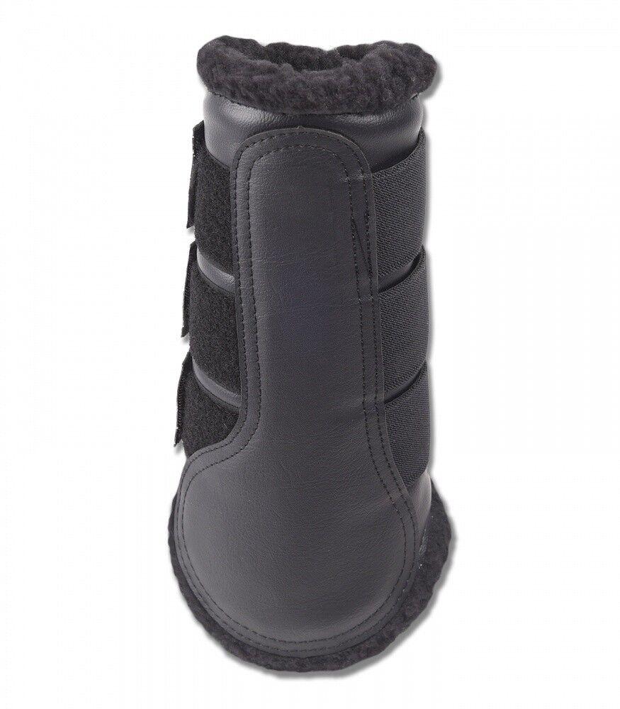 Dressurgamaschen Soft Paar Waldhausen Horse Fashion black NEU