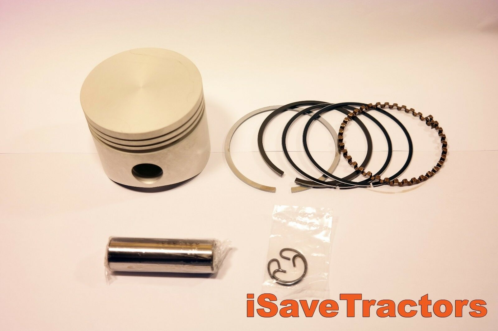 KOHLER  K301 12HP PISTON KIT WITH RINGS .020  storlek