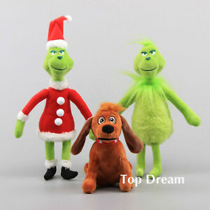 Grinch Stole Christmas Dog.Details About How The Grinch Stole Christmas Grinch The Dog Max Plush Toy Doll Xmas Gift