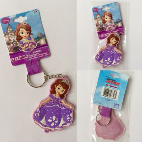 Sofia the First Holding Dress Key Chain Ring Keychain Keyring 90791//195537