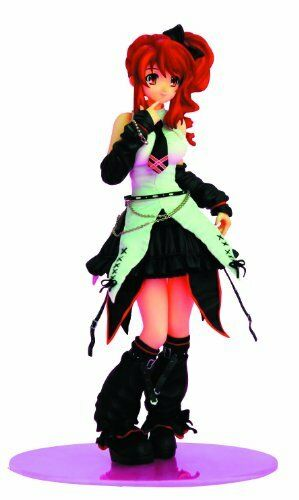 The Melancholy of Haruhi Suzumiya    Mikuru PVC Figure (Gothic Punk Version) 87145b