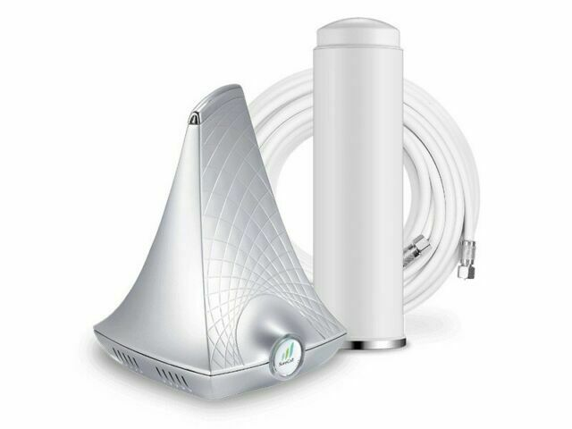 SureCall SC-POLY-DT-O-KIT 4G Wireless Cell Phone Signal Boos