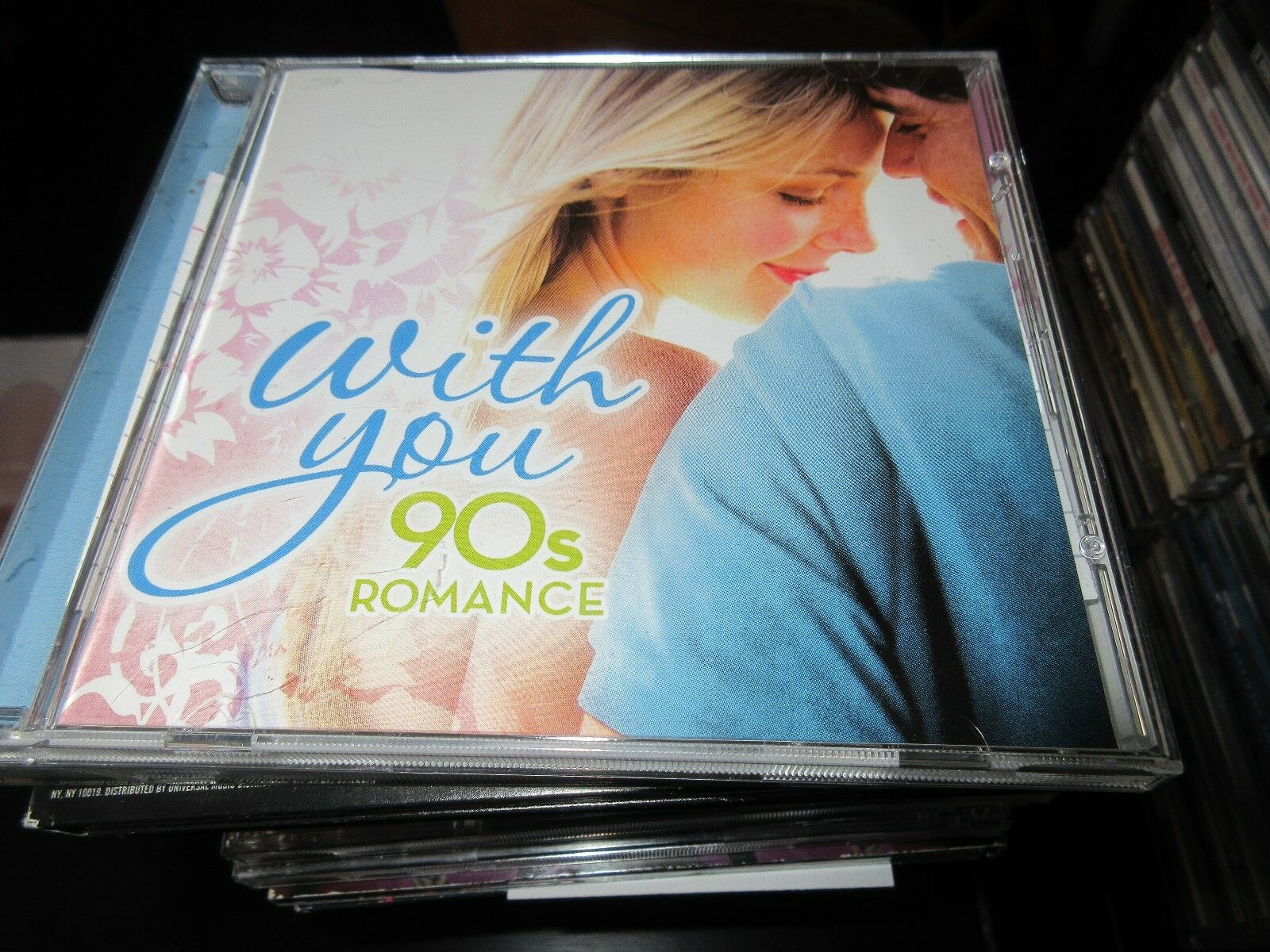 With You 90's , Romance , CD