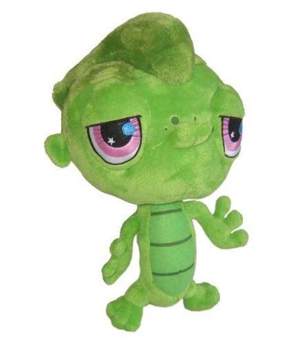 Heunec 584679 - My Littlest Pet Shop Vinnie - Gecko, 25 cm, Neu/ OVP