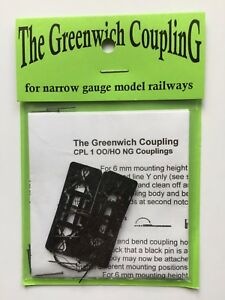 Greenwich Couplings (10) Cpl3 For Fx Oo9 H0e For Nem355 Shaft Soulager Le Rhumatisme