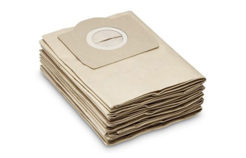 5 sacchetto sacchetti filtro filtri carta originali aspiratori KARCHER MV3 WD3