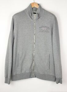 NAPAPIJRI-Men-Zip-Cardigan-Jumper-Sweater-Size-XL-ATZ940