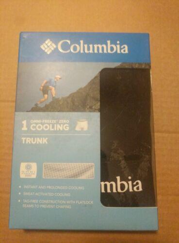 M or XXL ~ BOXER Columbia Men/'s Omni Freeze Zero Cooling Trunk Black SIZE S