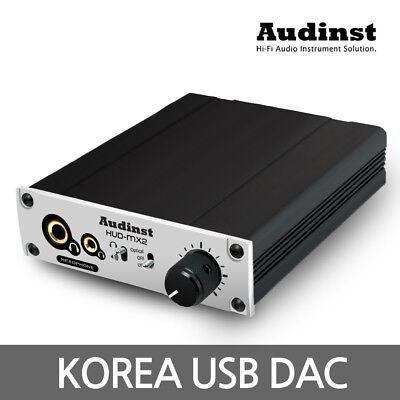 Audinst HUD-mx2 USB DAC External Sound Card Audio Amplifier HiFi Headphone  | eBay
