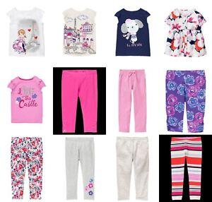 Knit Pants 3 6 18 24 2T 3T 4T 5T NWT Retail Leggings Gymboree Girl Bottoms