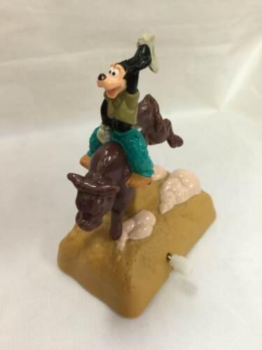 Film, TV & Videospiele Goofy und Max's Abenteuer Goofy Kinder Mahlzeit Figur Burger King 1995