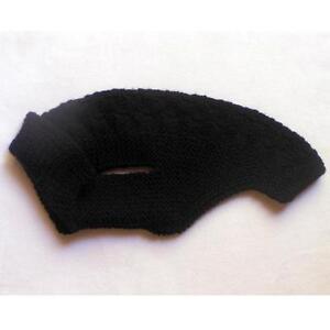 Manteau-Pull-Pour-Tres-Petit-Chien-Dos-16cm-16-x-20cm-Noir