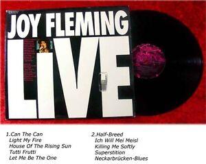 LP-Joy-Fleming-Live