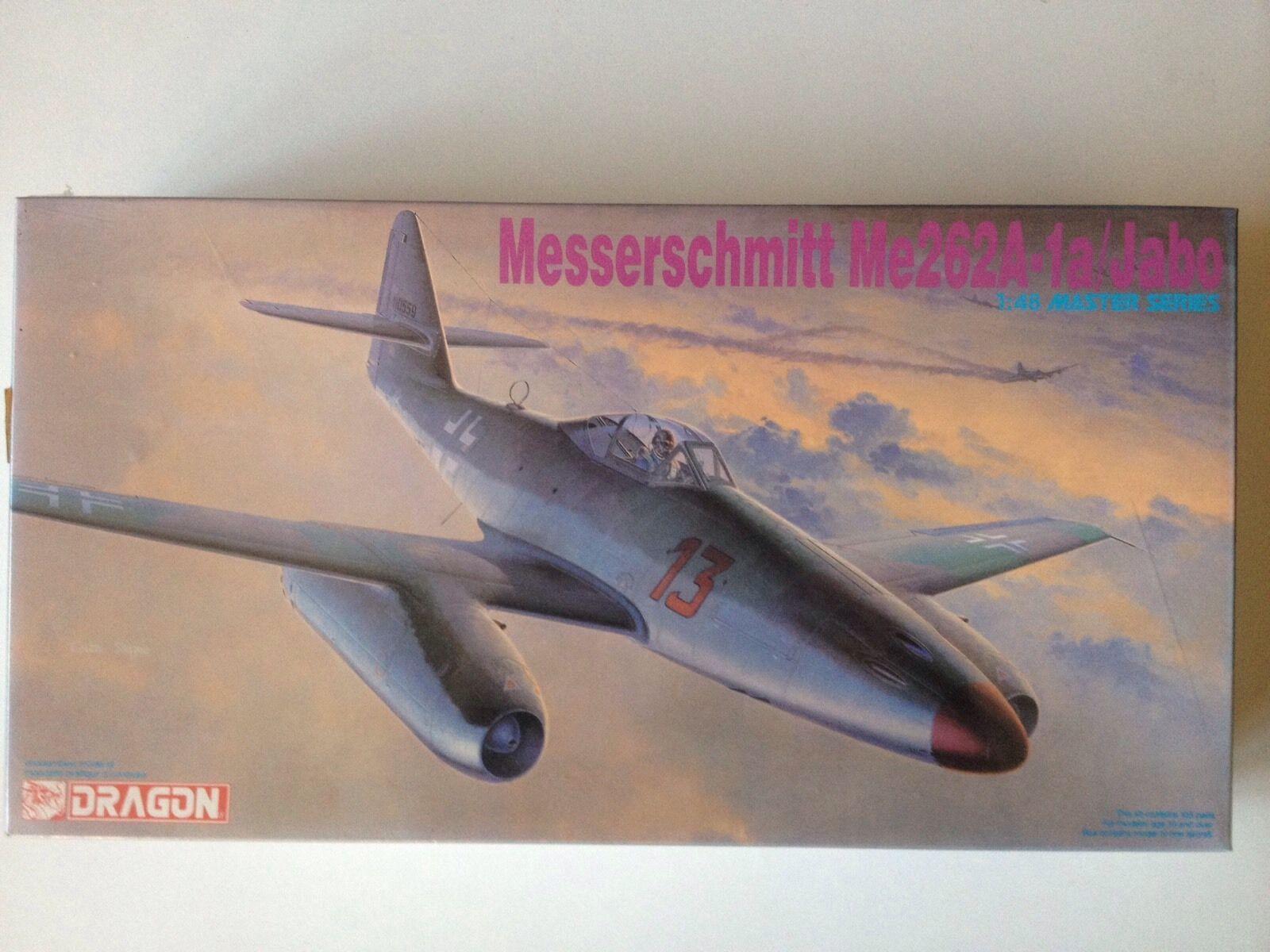 Messerschmitt Me 262A-1a  Jabo - Masters serie - M 1 48