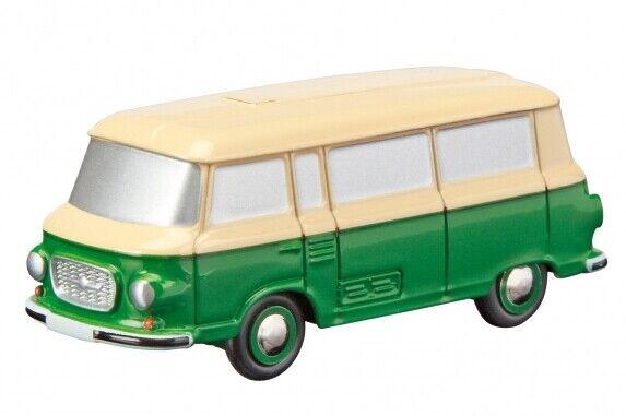 SCHUCO PICCOLO BARKAS B 1000 BUS grün / beige  450534600