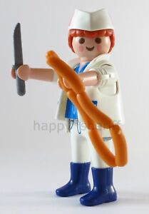 Playmobil-Butcher-with-Knife-and-Sausages-Mystery-Series-13-9332-NEW-RELEASE