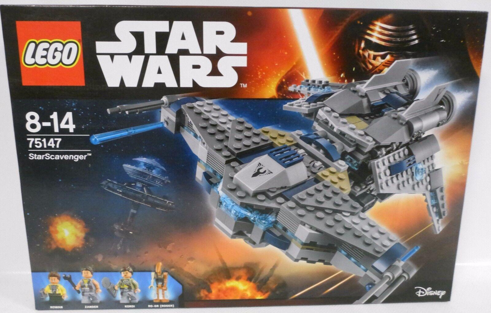 NEU LEGO® Star Wars™ 75147 Star Scavenger™ OVP