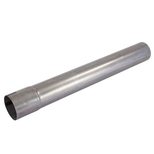 """500mm Length-Stainless Jetex Universal Straight Exhaust Tube-3/"""" Bore Size"""