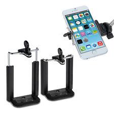 "kwmobile Universal Smartphone Halter 1/4"" Kamera ActionCam Stativ Tripod Apple"