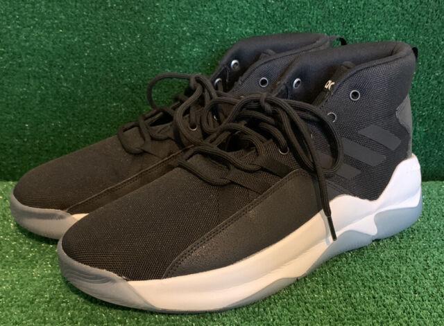Size 11 - adidas Streetfire Core Black