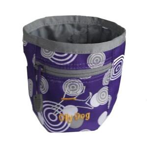 OllyDog-TREAT-BAG-PLUS-Dog-Treat-Holder-Walks-or-Training-NEW-DESIGNS