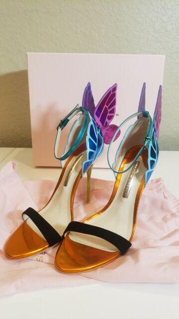 Sophia Webster Chiara Butterfly Shoes