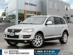 2009 Volkswagen Touareg 2 V6 4-Motion Highline - 2 SETS OF TIRES - LOW KM