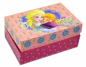 Disney-Frozen-Childrens-Jewellery-Box-With-Internal-Mirror