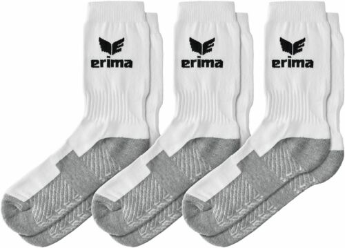 Erima Lauf-// und Sportsocken 3er Pack Unterwäsche Accessoires Sportkleidung NEU