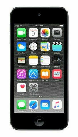 Apple Ipod Touch 5th Generation Space Gray 16gb For Sale Online Ebay
