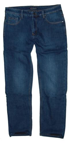 Messieurs THERMO Jeans Pantalon À surdimensionnées Doublure Hiver w36-w46 Taille xl-4xl #h VX