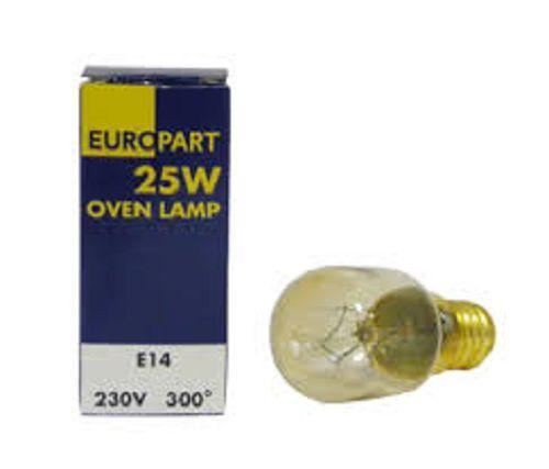 25 W 41-EP-25 POÊLES Four Ampoule De Lampe 220-240 V 300 C E14