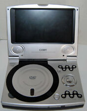 "Coby tf-dvd7100 portable dvd player (7"") 