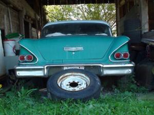 1958 Chev Car