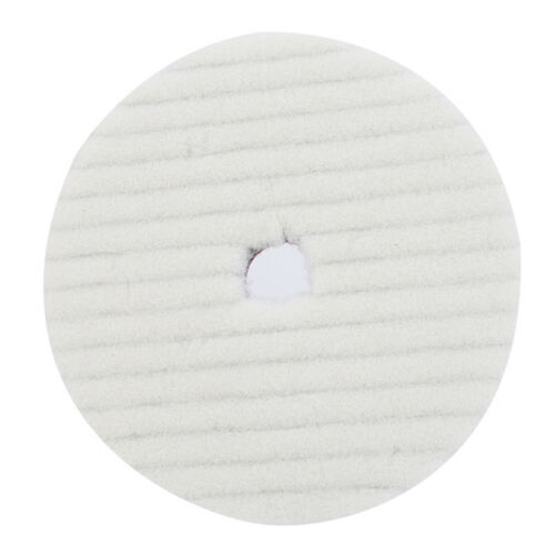 Car Wash Soft Wool MICROFIBER BUFFING PAD POLISHING BUFFER POLISHER Shan