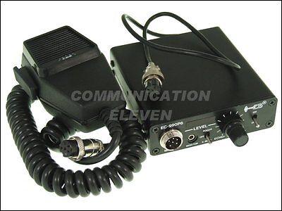 Handys & Kommunikation Funktechnik EntrüCkung Euro Cb Ec-990p6 6pin Echoreverb & Mikro Für Intek,midland & President 6-polig