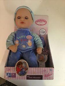 Zapf Creation Baby Annabell Alexander Boy Doll Loose In ...