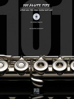 Wind & Woodwinds Musical Instruments & Gear Beautiful 101 Flute Tips Stuff All The Pros Know And Use Instructional Book And 000119883 To Prevent And Cure Diseases
