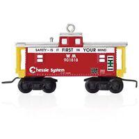 Hallmark Ornament 2015 Lionel Trains - Chessie Wm Caboose