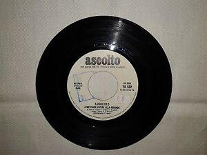 Ciro-Sebastianelli-Fanigliulo-Disco-Vinile-45Giri-Edizione-Promo-Juke-Box